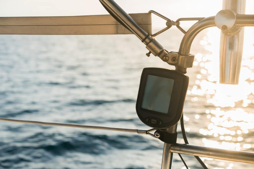 GPS, Sonar, and Radar