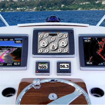 Mobile Marine Electronic Services